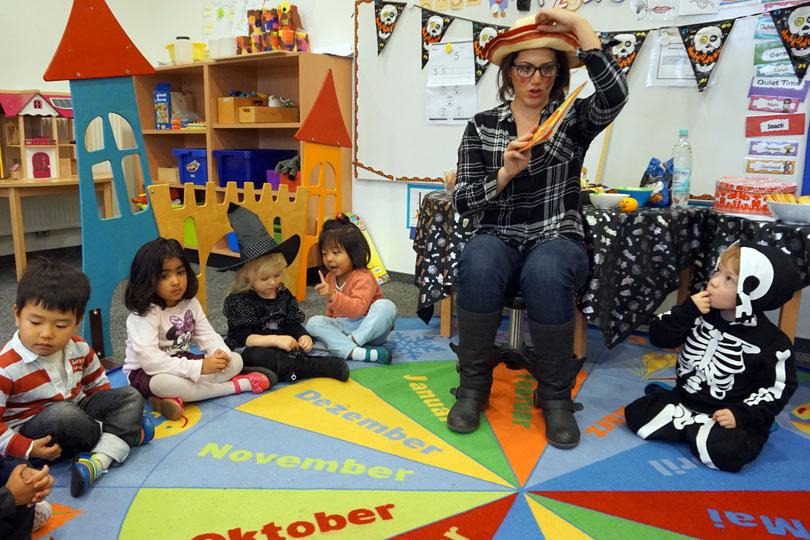 kindergarten halloween 2