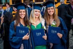Graduation Ceremony ISR International School Düsseldorf Neuss