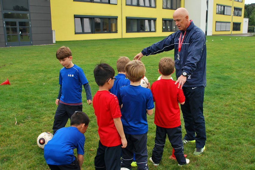 football training 2017