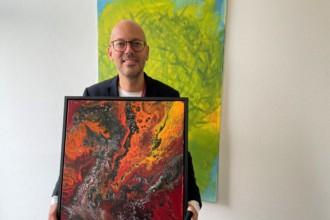 ISR Deputy Director _Charity Art Project 2021