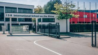 Campus - ISR International School on the Rhine - Düsseldorf, Neuss, Meerbusch